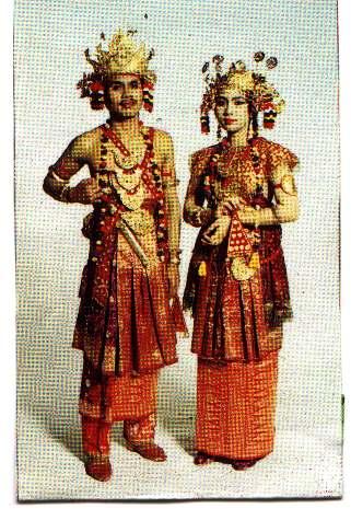 Gambar Pakaian Adat Tradisional Daerah Sumatera Selatan