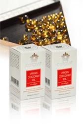 VCO ~ supplement untuk kulit dan dalaman (sticker entry)