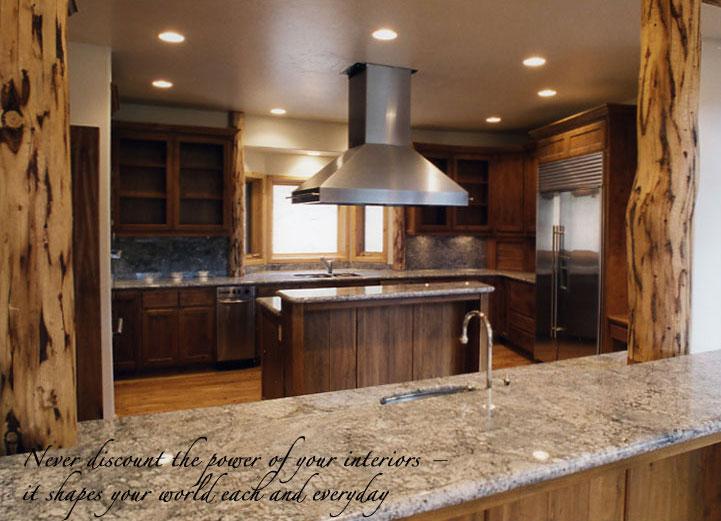 Rustic interior design for Interior decoration designs