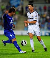 Highlight Pertandingan Real Madrid Vs Getafe 27 Januari 2013 Liga Spanyol