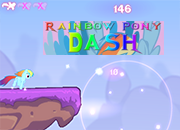 MLP Rainbow Pony Dash