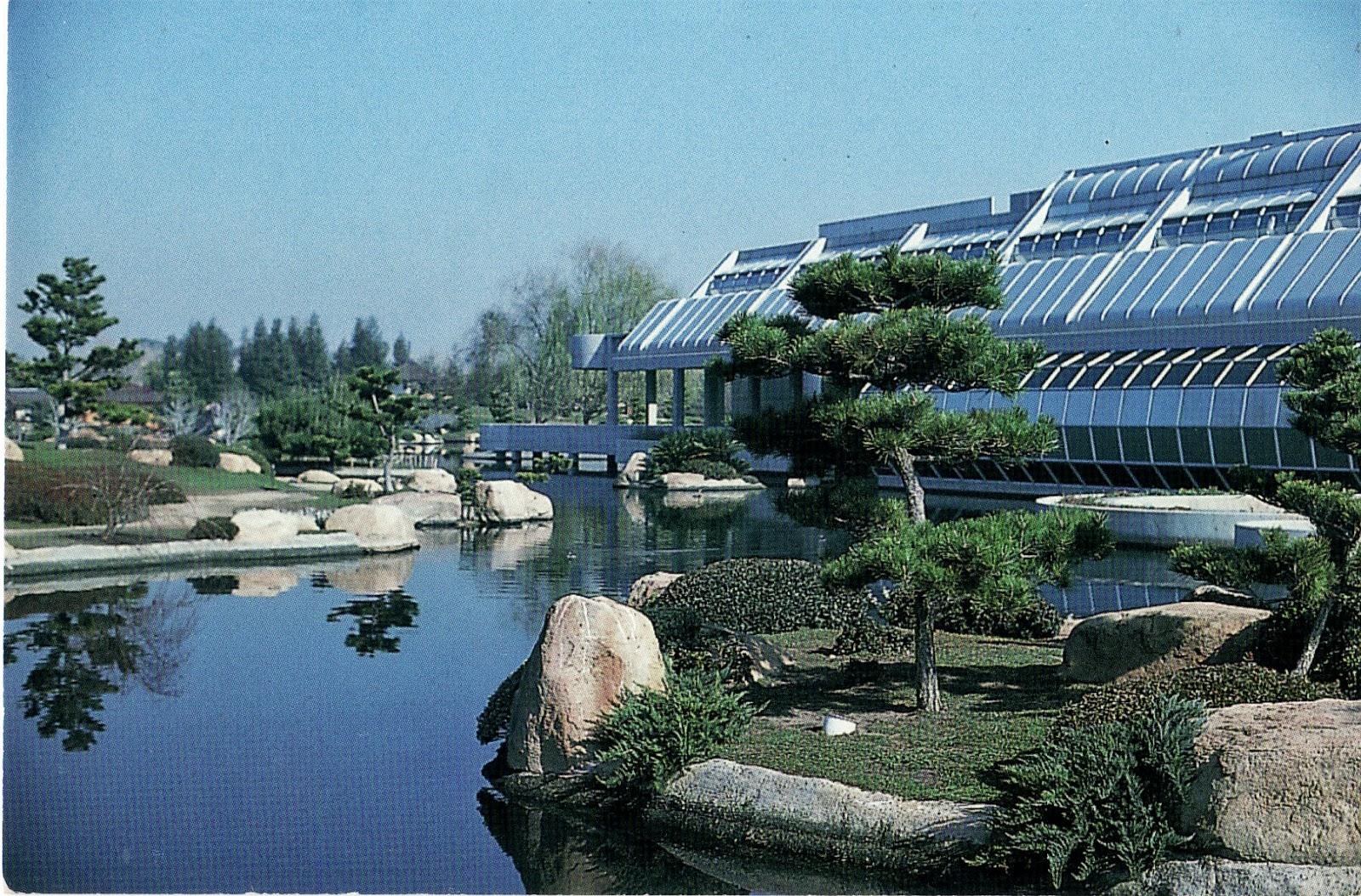 Japanese garden at the donald c tillman water reclamation for Japanese water garden plants