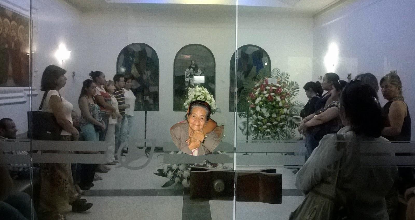 Félix Contreras invita a Santa Misa y honras fúnebres de su querida madre Josefa Martínez