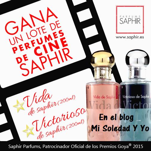 Victorioso de Saphir Parfums