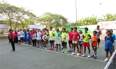 Ini Daftar Pemenang Kejuaraan Tenis Bupati Pati Cup 2015