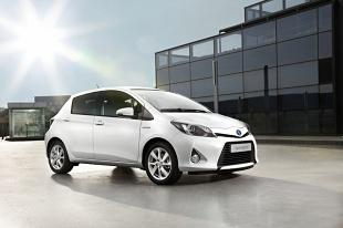 Toyota Yaris Hybrid Sol