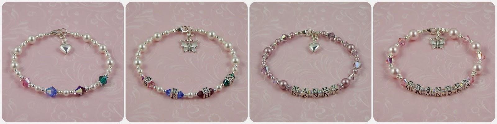 Grandmother jewellery range