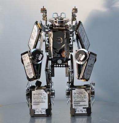 lam robot tu o cung vi tinh
