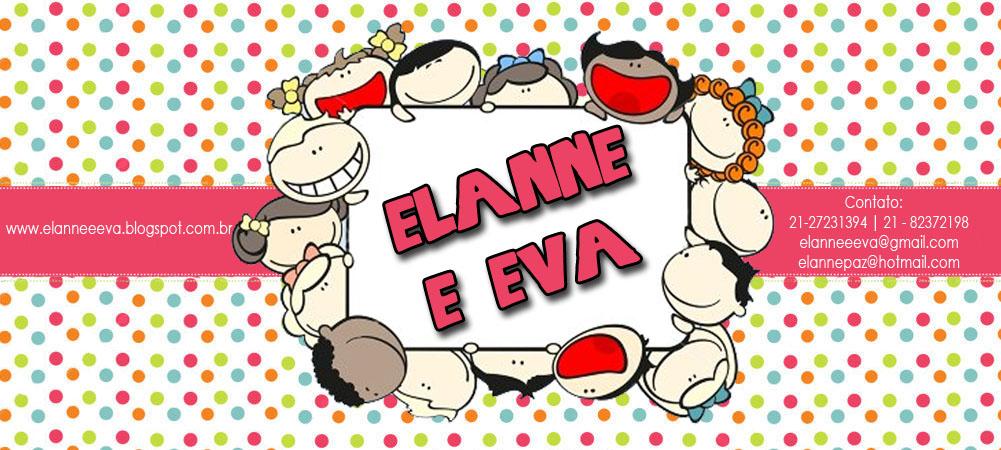 Elanne e EVA