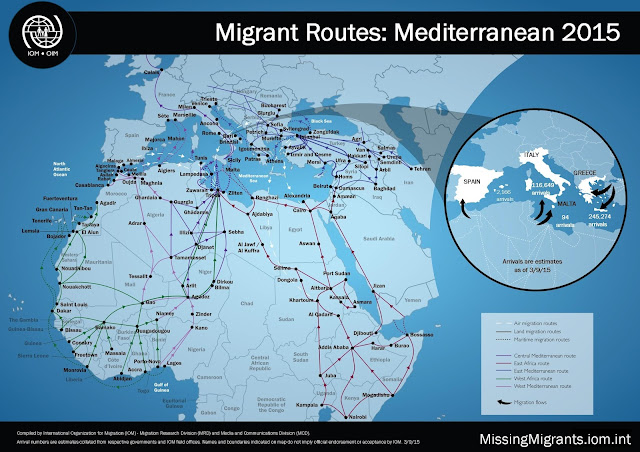 """Engineered Refugee Crisis to Justify """"Safe Havens"""" in Syria"""