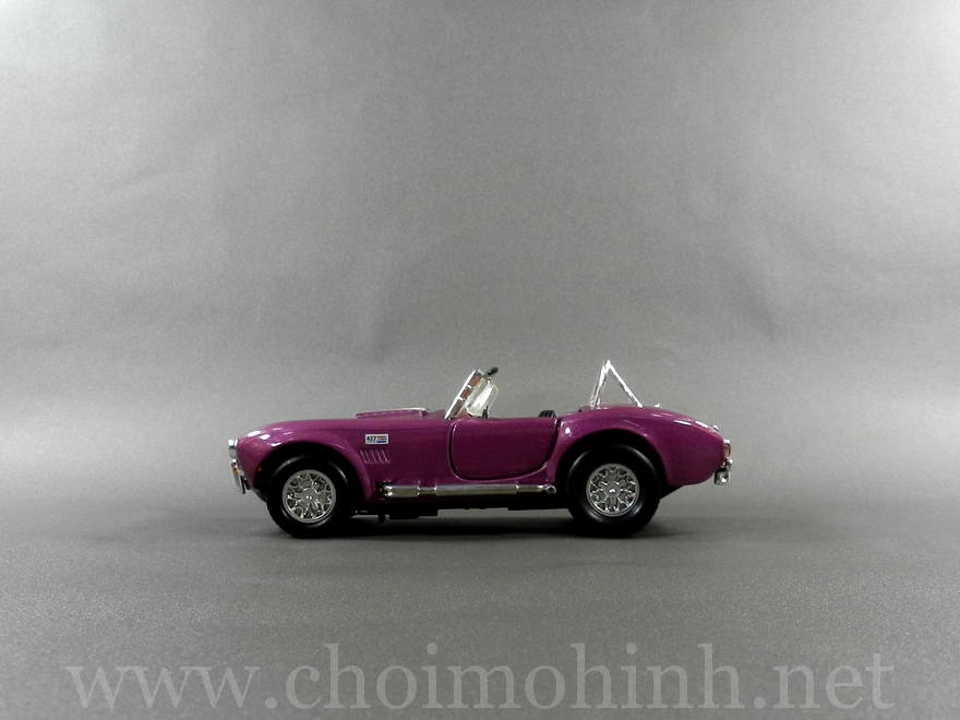 Shelby Cobra 1965 1:32 side