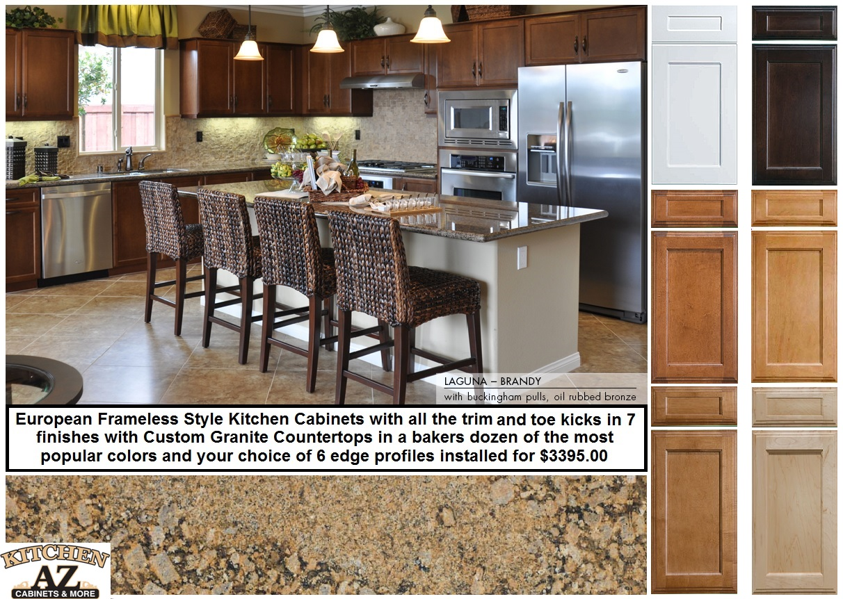 Phoenix Kitchen Cabinets Home Remodeling Contractor ...