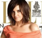 Katie Holmes Mid Length Hairstyles
