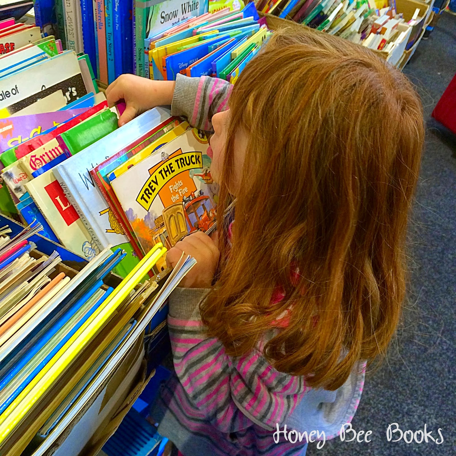 6 tips for surviving a book fair with kids
