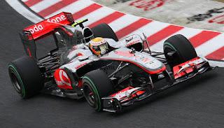 Gambar Mobil Balap F1 McLaren 06