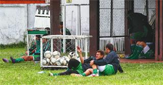 Oriente Petrolero - Miguel Ángel Hoyos, Pablo De Muner - DaleOoo.com sitio del Club Oriente Petrolero