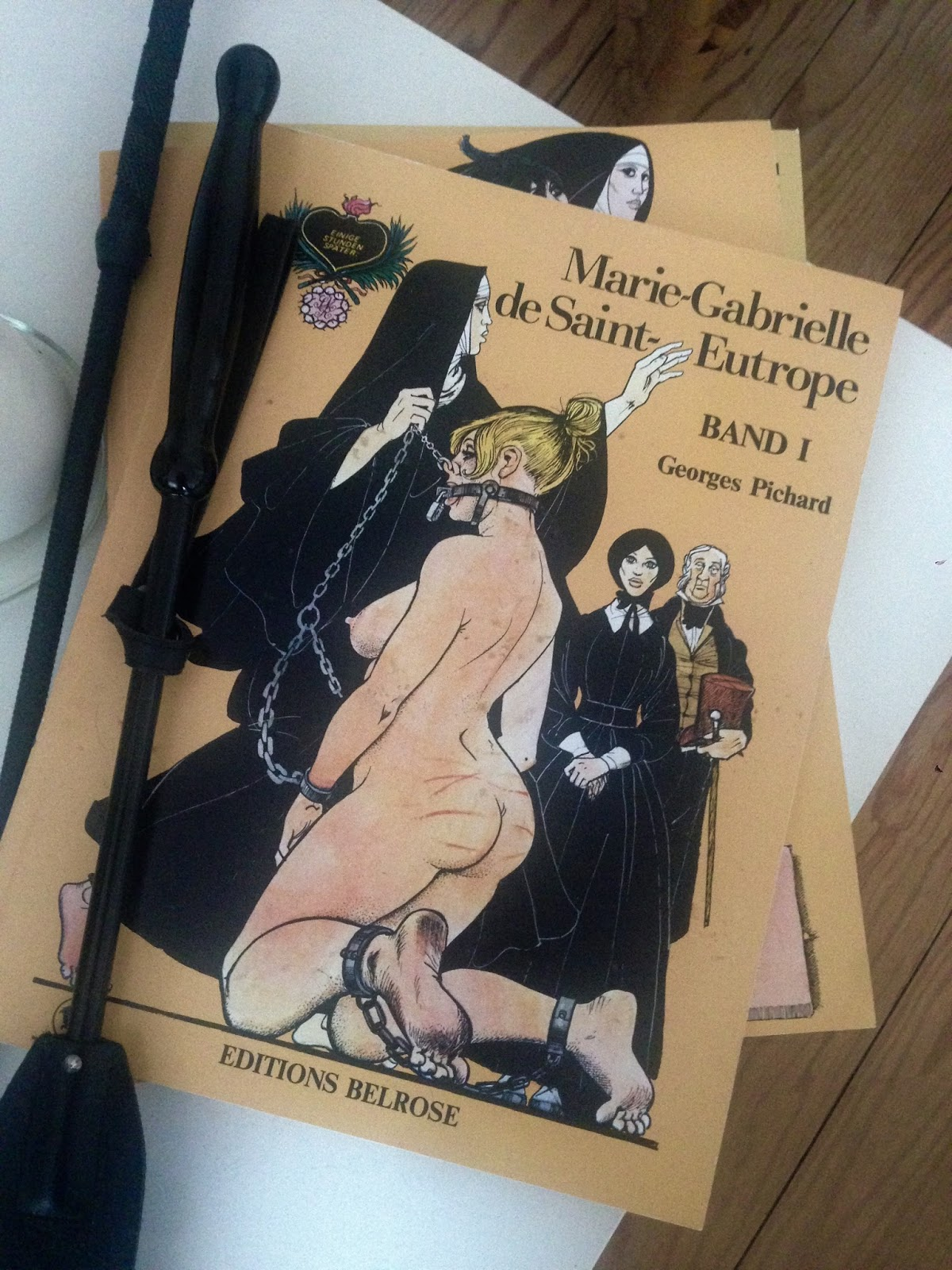 Die Welt der Marie-Gabrielle de Saint-Eutrope