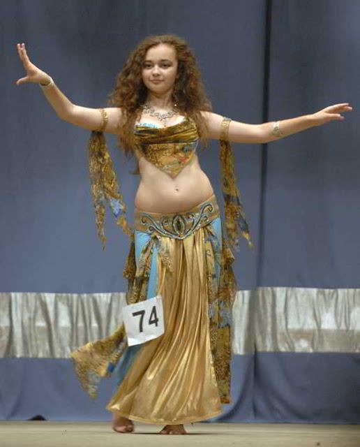 Фото Укринформ: танец живота