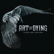CD Art Of Dying   Vices And Virtues 2011