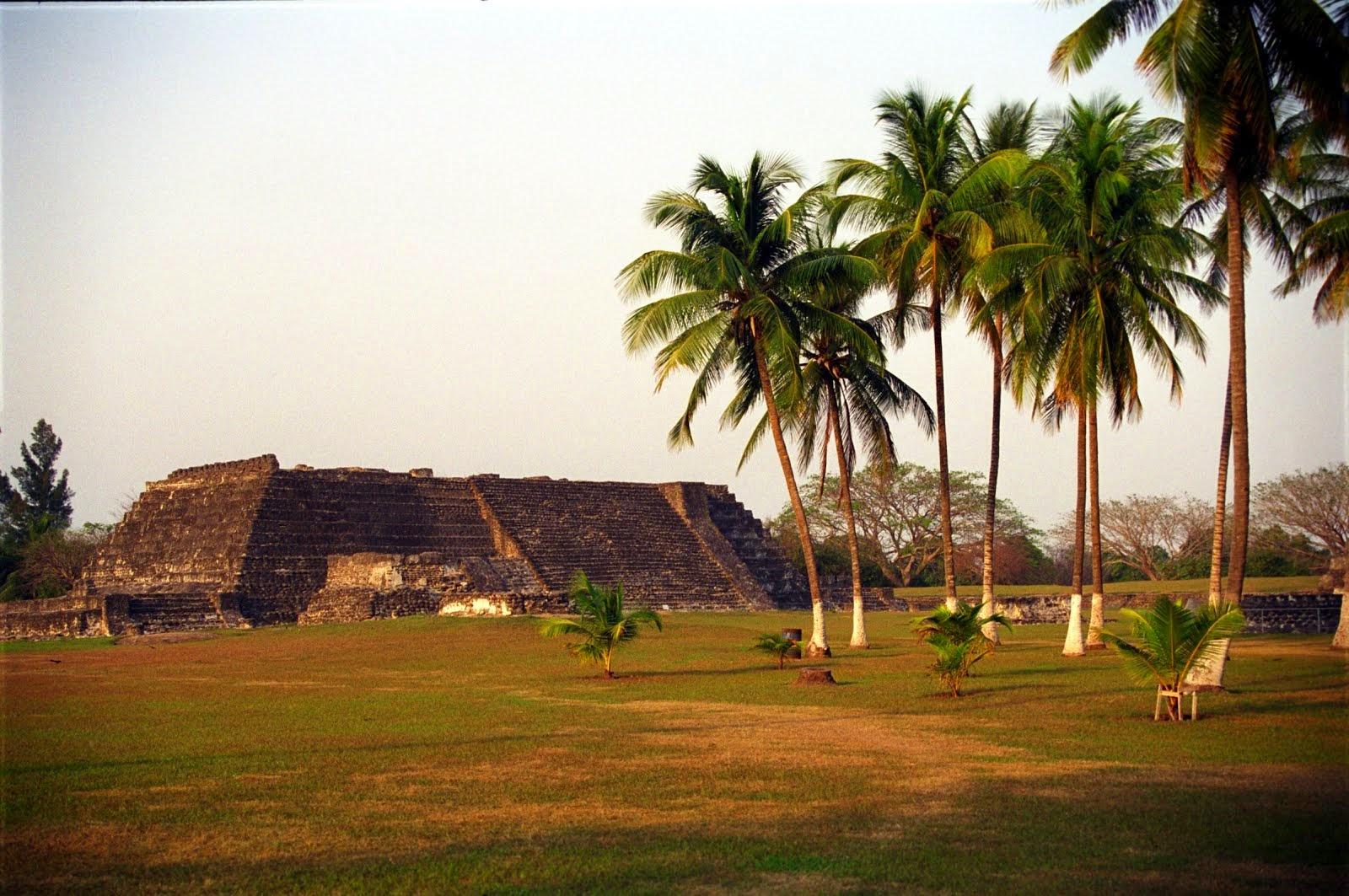 Mexico Zempoala