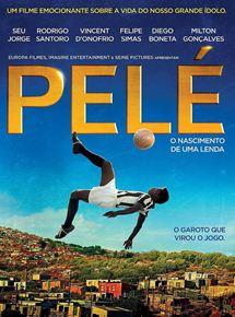 Pelé: O Nascimento de uma Lenda Dublado