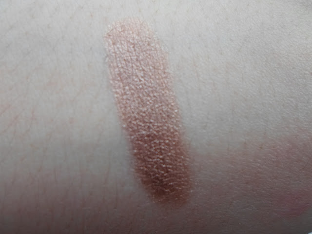 maybelline colour tattoo on and on bronze swatch
