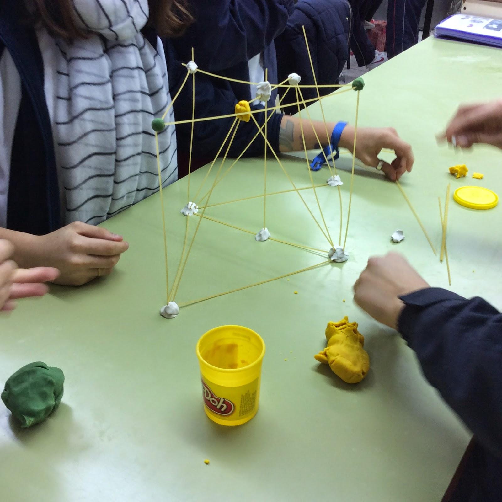 Estructuras de espaghetis Tecnología