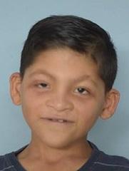 Kevin - Honduras (Mercedes), Age 11