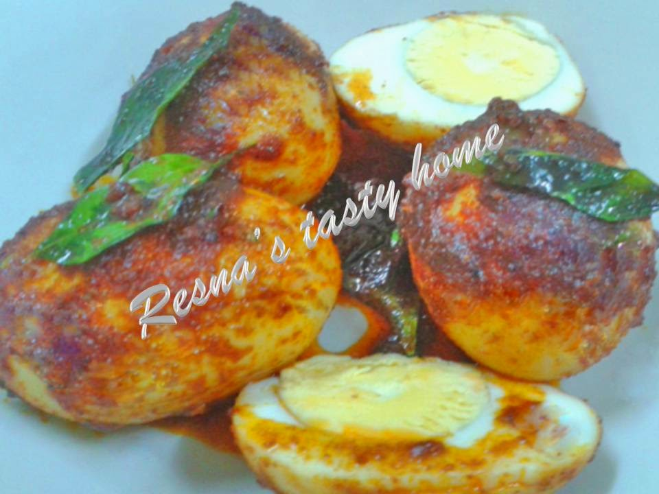 Resna S Tasty Home Egg Recipe
