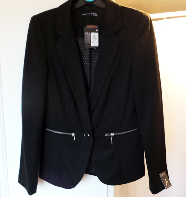 Primark Black Blazer Haul March 2013