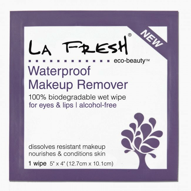 la fresh Eco-Beauty Waterproof Makeup Remover ebony jay beauty my way
