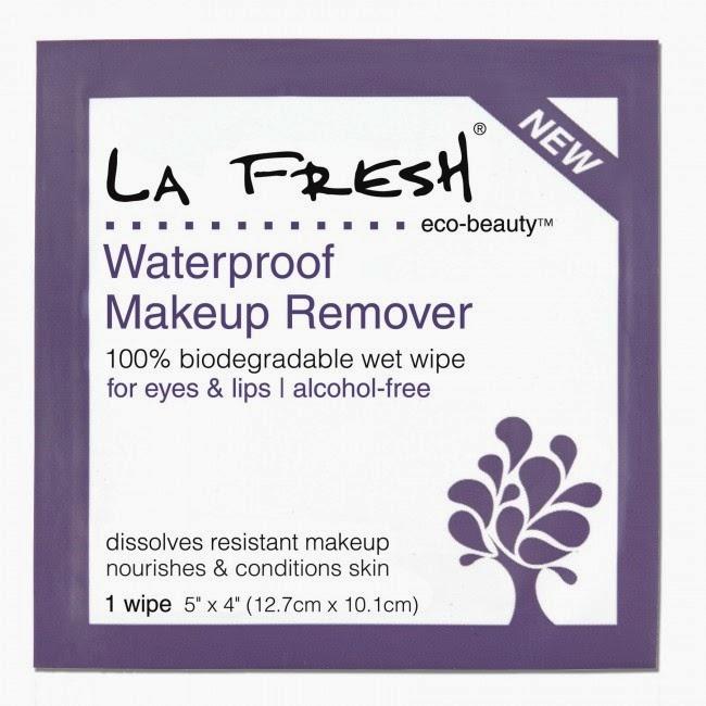 la fresh Eco-Beauty Waterproof Makeup Remover ebony jay beauty my way