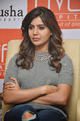 Samantha Glam pics at Pratyusha NGO Event-thumbnail-17