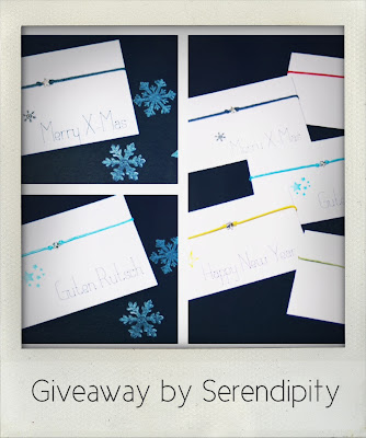 Giveaway by Serendipity Strick