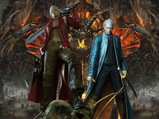 devil may cry 3 capcom action game