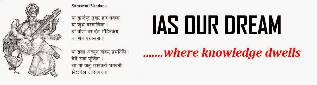 IAS OUR DREAM