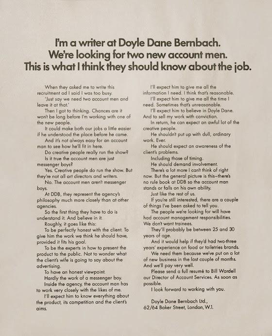classic print ads