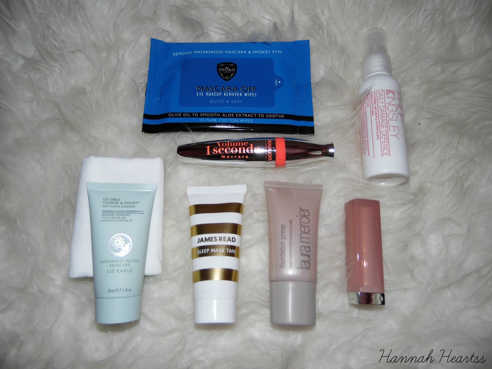 Lastest in Beauty Glamour Power List 2014 Box