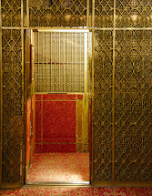 Old Elevator Cage