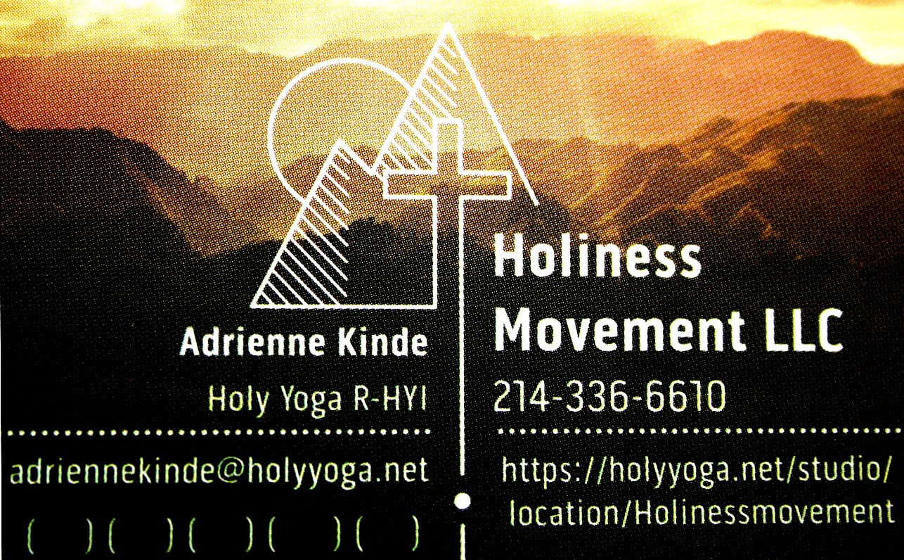 Ad- Holiness Movement