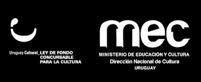 Logo: Fondo Concursable para la Cultura - Ministerio de Educación y Cultura.