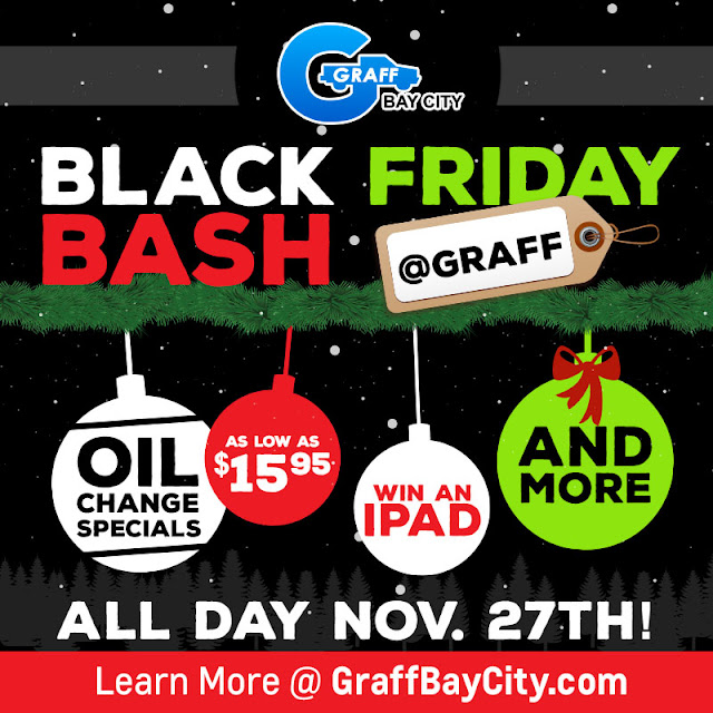 Black Friday Bash at Graff Bay City