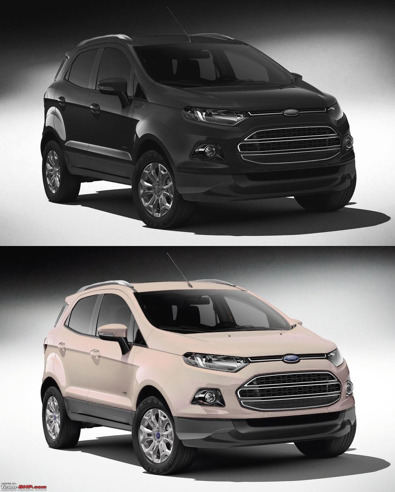 Ford Ecosport Suv Wallpapers Photo Gallery