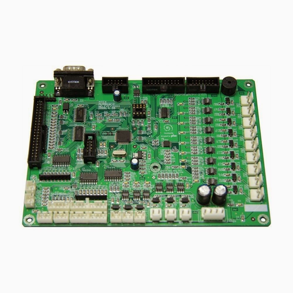 Infiniti/Challenger FY-33VB Printer AUX Board