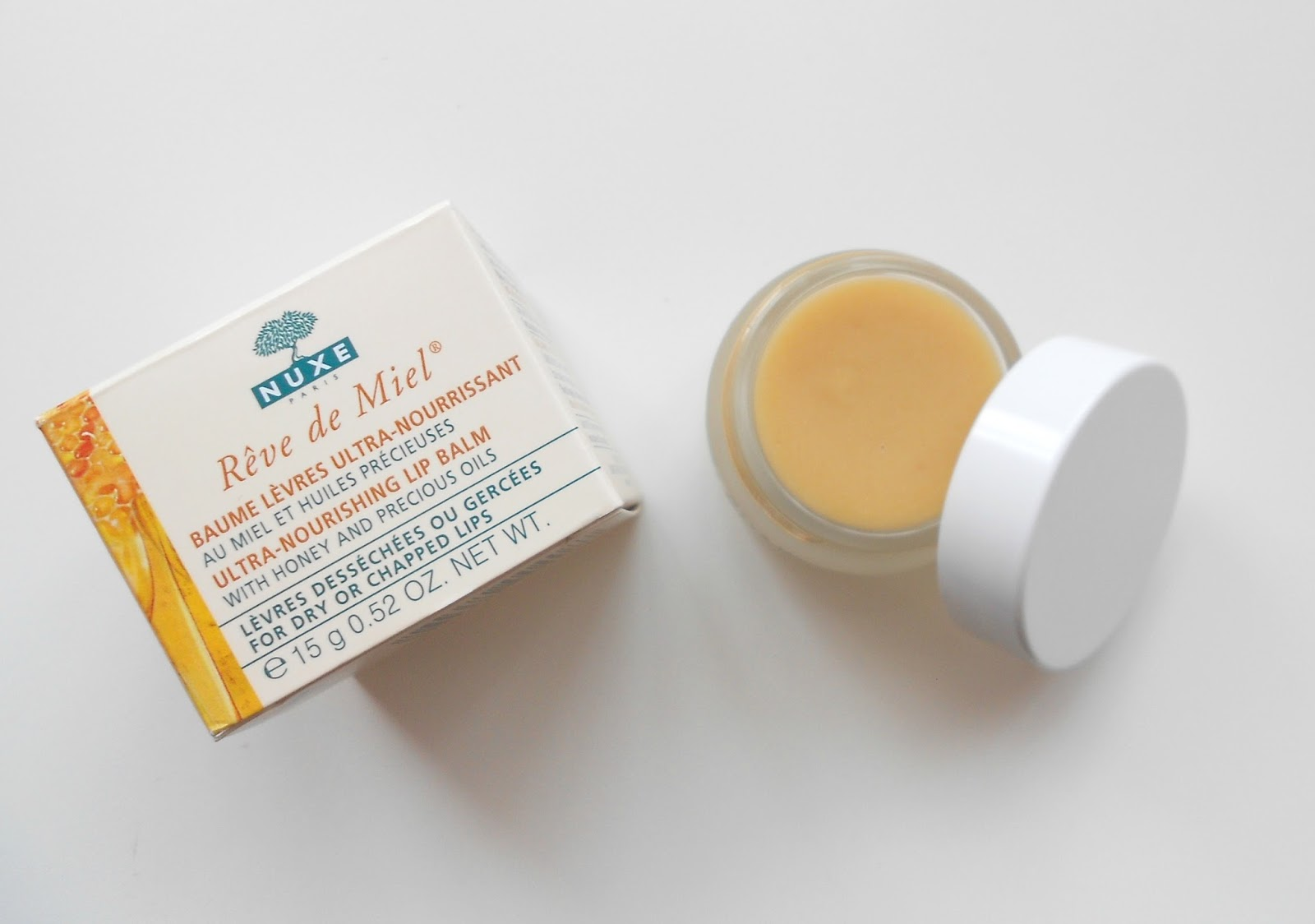 nuxe reve de meil review lipbalm cheap