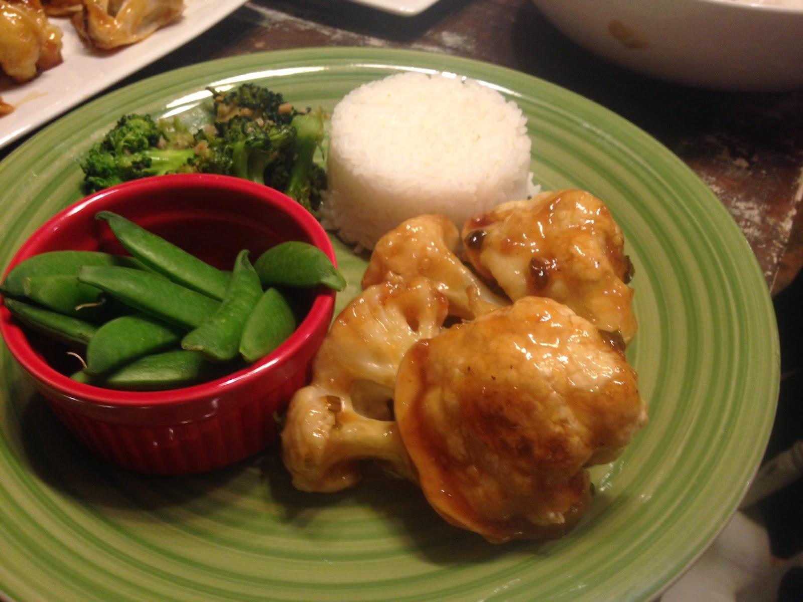 panda express gone veggie gluten free vegan orange chik u0027n