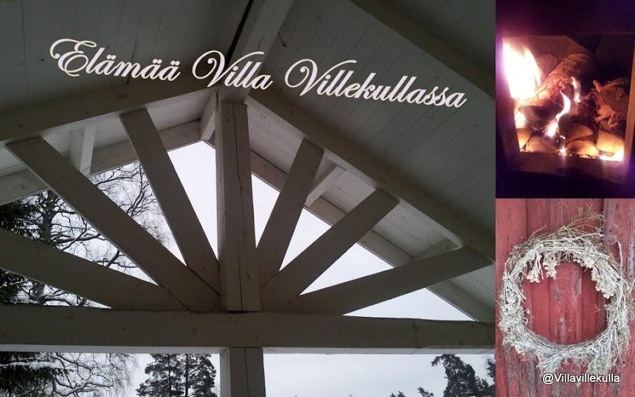 Elämää Villa Villekullassa