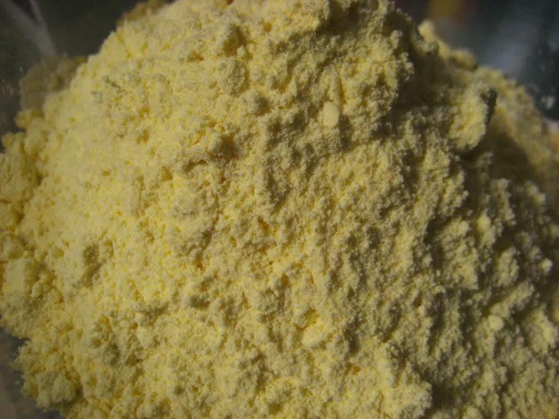 Farinha Milho Receitas Farinha de Milho Amarelo