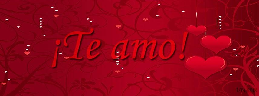 Te amo portada para facebook pik mix for Te amo facebook