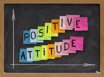 how to be positive attitude